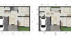 Rumah Murah Perumahan Cluster Di Selatan Terminal Giwangan Dekat Kota Dan Kampus Uad, Tamanan, Banguntapan   RUMAH DIJUAL JOGJA