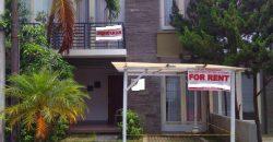 Rumah Mewah 2 Lantai Dalam Cluster Elite Lokasi Hanya Selangkah Ke Mall Amplaz   RUMAH DISEWAKAN JOGJA