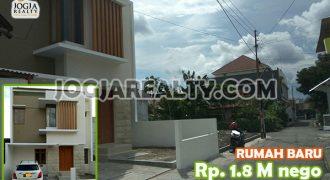 Rumah Cantik Siap Huni 2 Lantai Area Premium Seturan Dekat Kampus Stie YKPN Caturtunggal Depok Sleman Yogyakarta | RUMAH DIJUAL JOGJA