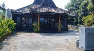 Rumah Joglo Langganan Syuting Mbangun Deso Dan MTMA Dijual Lokasi Di Desa Wisata Sleman | RUMAH JOGLO DIJUAL JOGJA
