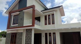 Rumah 2 Lantai Cantik View Merapi Di Utara Bandara Adi Sucipto Purwomartani Sleman | RUMAH DIJUAL JOGJA