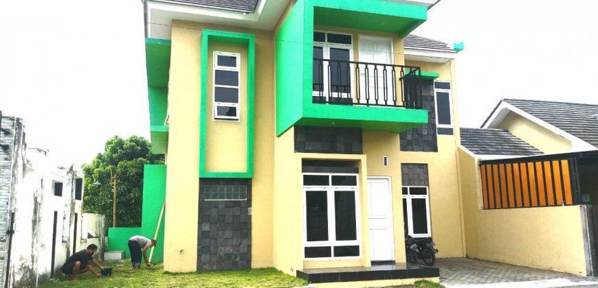Rumah 2 Lantai Siap Huni Lingkungan Muslim Di Jalan Imogiri Timur Bantul Yogyakarta   RUMAH DIJUAL JOGJA