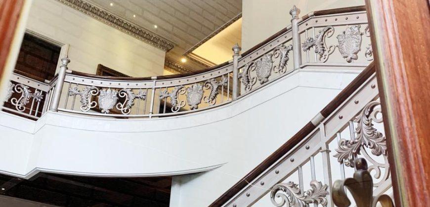 Rumah Luxury Classic Mediterania Eklusif Super Istana Murah Istimewa DIJUAL di Kota Surabaya | RUMAH DIJUAL SURABAYA