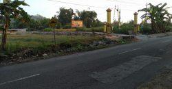 Tanah Pekarangan Murah dijual di Baturetno Wonogiri di tepi jalan raya Wonogiri-Pacitan | TANAH DIJUAL WONOGIRI