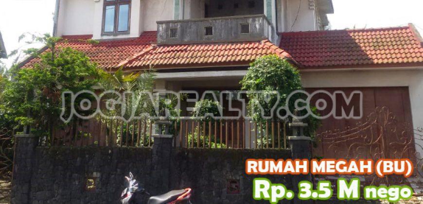 Rumah Dijual Di Jalan Blabak Square Mungkid Magelang (Ada Sarang Walet) | RUMAH DIJUAL DI MAGELANG