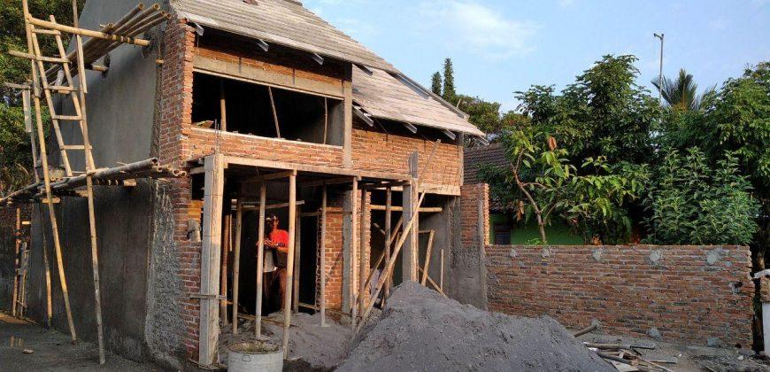 Rumah Proses Bangun Dalam Perumahan Ndalem Sidomoyo Jogja | RUMAH DIJUAL DI JOGJA