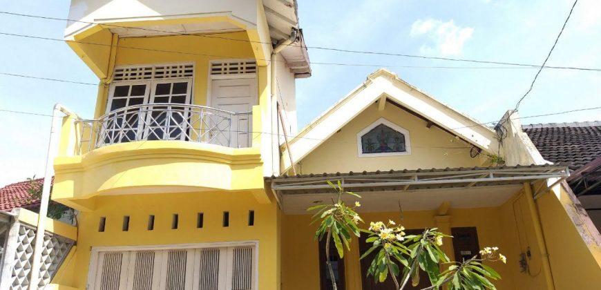 Rumah Siap Huni 2 Lantai Dalam Perumahan Tengah Kota Area Timoho Yogyakarta   RUMAH DIJUAL DI JOGJA