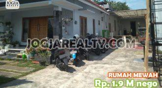 Dijual Cepat Hot Property Di Wedomartani Ngemplak Kabupaten Sleman Daerah Istimewa Yogyakarta   RUMAH DIJUAL DI JOGJA