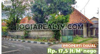 Property Di Kawasan Premium, Elite & Prestige Di Kotabaru Jogja Kota | TANAH DIJUAL DI JOGJA