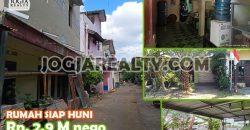 Rumah Dua Lantai Murah Strategis Dijual di Tamanan Dekat UAD Pusat Jogja (dalam ringroad) Cocok untuk Usaha | RUMAH DIJUAL DI JOGJA