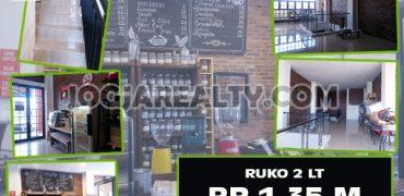 Ruko 2 Lantai Dilokasi Super Strategis Area Bisnis Seturan Cocok Untuk Cafe, Kantor, Salon, Gym, Butik Dan Usaha Lainnya | RUKO DIJUAL DI JOGJA