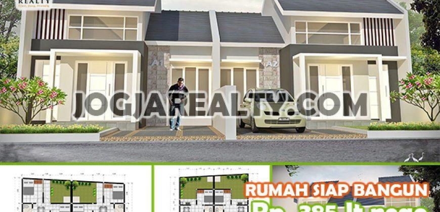 Rumah Baru Siap Bangun Ndalem Nirwana dekat UMY Bangunjiwo Yogyakarta | RUMAH DIJUAL DI JOGJA