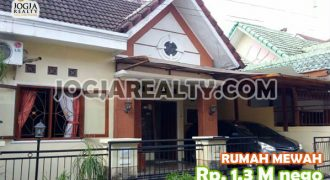 Rumah Cantik Siap Huni Dalam Perumahan Lokasi Dekat Hartono Mall Yogyakarta | RUMAH DIJUAL DI JOGJA