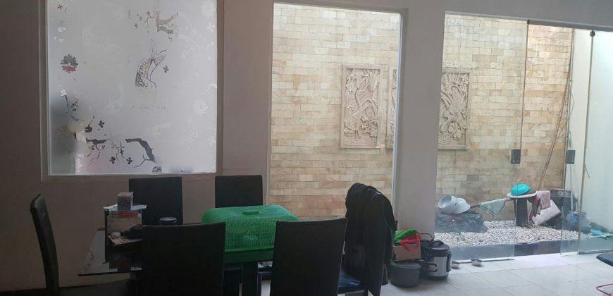 Rumah Mewah 2 Lantai Fully Furnished Dalam Kawasan Perumahan Elite Lokasi Dekat Mirota Kampus Godean   RUMAH DIJUAL DI JOGJA