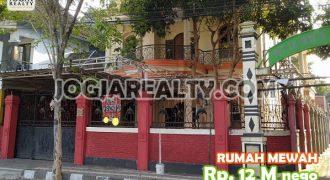 Rumah Mewah Besar Cantik 2 lantai Dijual di Umbulharjo Kota Jogja | RUMAH DIJUAL DI JOGJA
