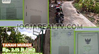 Tanah Murah dijual di Kota Bantul Jogja Samping Stadion Dwiwindu | TANAH DIJUAL DI JOGJA