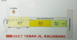 Dijual Murah Tanah Utara Terminal Condongcatur Sleman Jogja | TANAH DIJUAL DI JOGJA