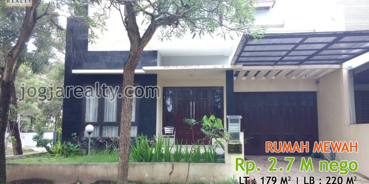 Dijual Rumah Fully Furnished Dalam Perumahan Elit Jl Kaliurang Sinduharjo Sleman | RUMAH DIJUAL DI JOGJA