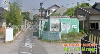 Tanah Hook Siap Bangun di Jambon Kota Yogyakarta   TANAH DIJUAL DI JOGJA