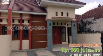 Rumah Dijual Cantik Modern Minimalis Di Utara Pamela 7 Purwomartani Jogja | RUMAH DIJUAL DI JOGJA