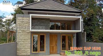 Rumah dijual di Jakal km 13 Jogja