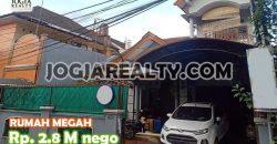 Rumah Dua Lantai Murah Dijual di Perumahan Condong Catur Sleman Jogja   RUMAH DIJUAL DI JOGJA