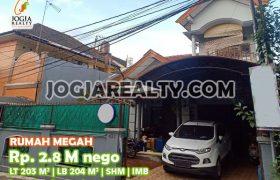 Rumah Dua Lantai Murah Dijual di Perumahan Condong Catur Sleman Jogja | RUMAH DIJUAL DI JOGJA