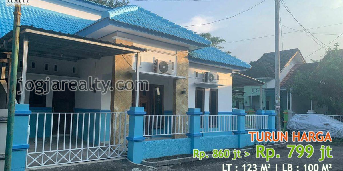 Rumah Istimewa Dalam Perumahan Griya Pitaloka Barat Tajem Wedomartani Ngemplak Sleman Yogyakarta | RUMAH DIJUAL DI JOGJA