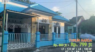 Rumah Istimewa Dalam Perumahan Griya Pitaloka Barat Tajem Wedomartani Ngemplak Sleman Yogyakarta   RUMAH DIJUAL DI JOGJA