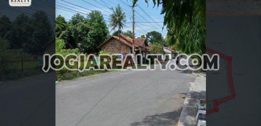 Tanah Pekarangan Di Lokasi Strategis Taman Martani Kalasan Sleman   TANAH DIJUAL DI JOGJA