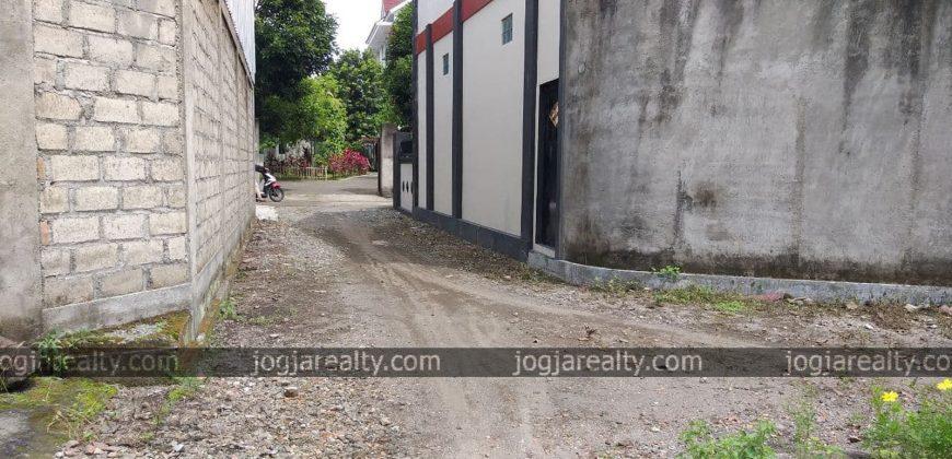 Tanah Pekarangan Dijual di Jakal Jogja Utara