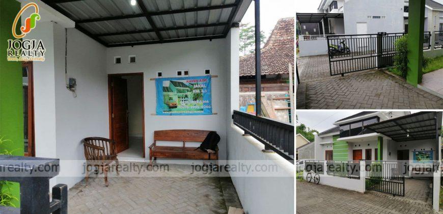 Rumah Siap Huni Dalam Cluster Kaliurang