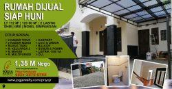 Rumah dijual di Jalan Kabupaten Gamping