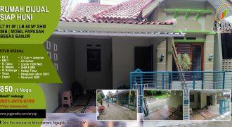 Rumah Dijual di Minomartani Sleman Jogja
