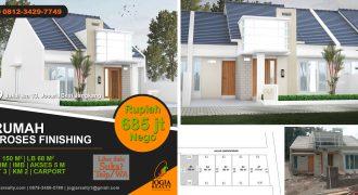 Rumah dijual area Besi Jangkang