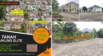 Tanah kavling dijual di Jakal Yogyakarta