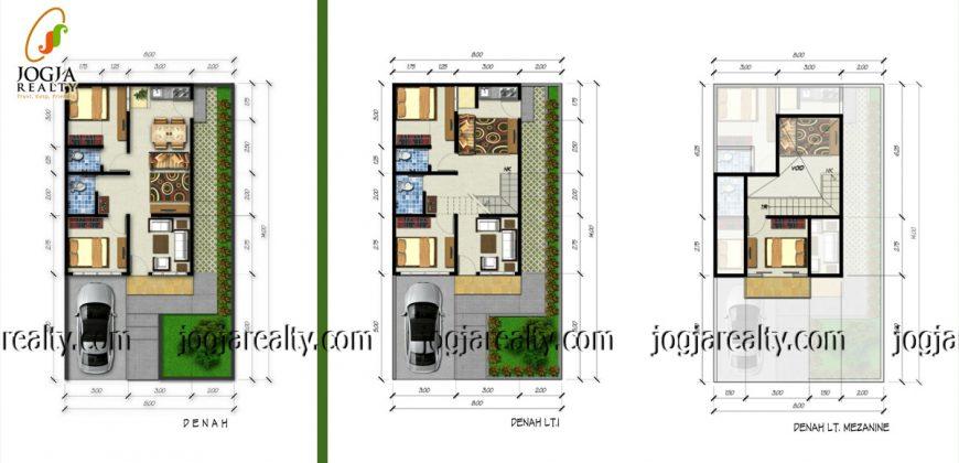 Rumah dijual daerah Candi Sambisari