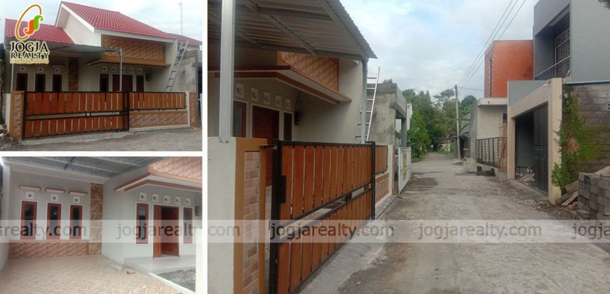 Rumah dijual daerah Maguwoharjo Murah
