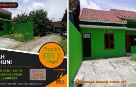 Rumah dijual murah daerah Trihanggo