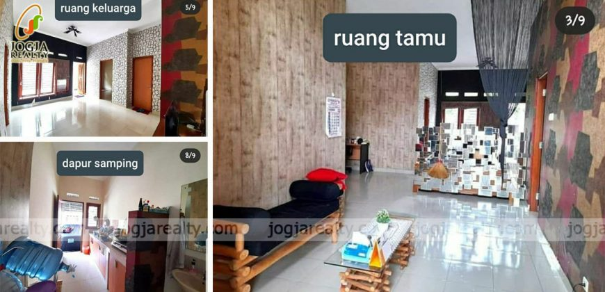 Rumah dijual area Jakal Jogja