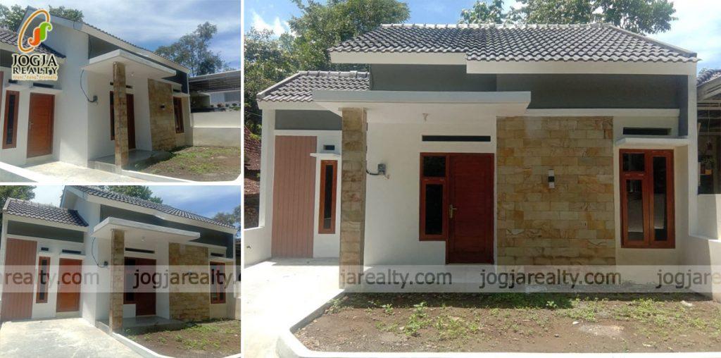 Rumah dijual di jogja siap huni area purwomartani murah