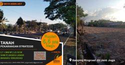 Tanah dijual Jalan Janti Jogja
