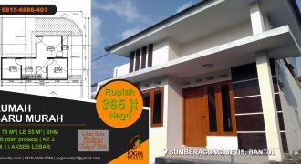 Rumah dijual di Sumberagung Jogja