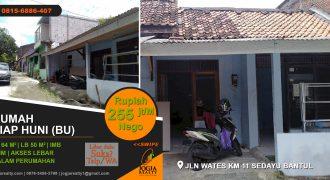 Rumah dijual murah daerah Sedayu