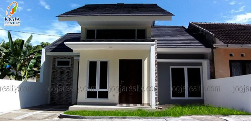 Rumah murah baru siap huni Sedayu Bantul