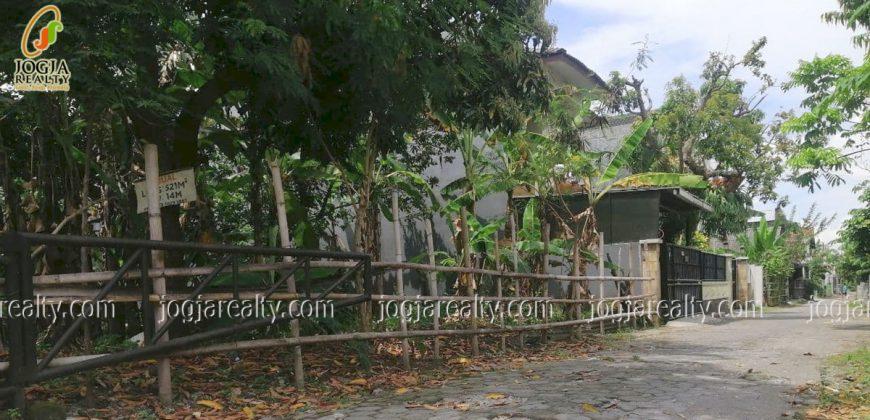 Tanah pekarangan dijual Condongcatur Yogyakarta