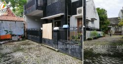 Rumah dijual 2 lantai di Sinduadi Sleman