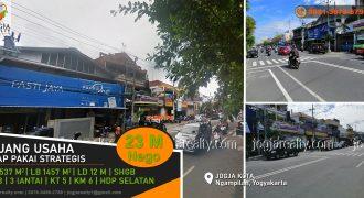Ruko dijual jalan KH Ahmad Dahlan