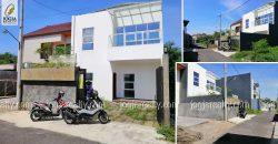Rumah 2 lantai siap huni Jalan Magelang