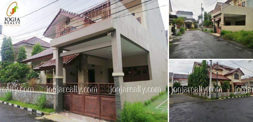 Rumah dijual di Gondokusuman 2 lantai